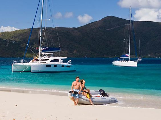 Top Ten to a perfect Bareboat Yacht Charter
