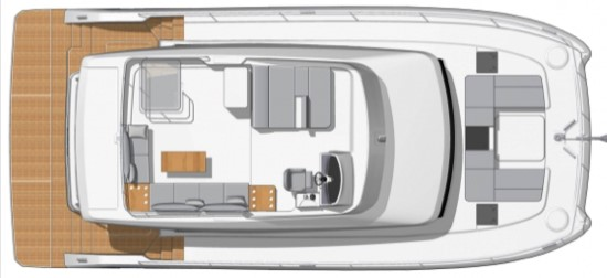 Flybridge Layout